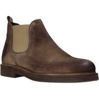 Čevlji  Moški Polškornji Exton 850 Rjav