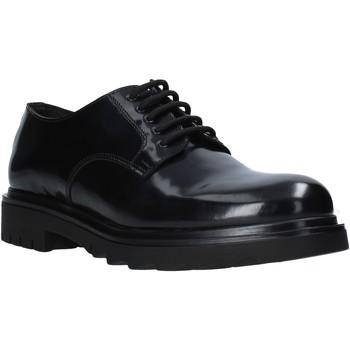 Čevlji  Moški Čevlji Derby Exton 608 Črna