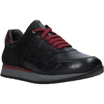 Čevlji  Moški Nizke superge Exton 591 Črna