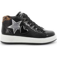 Čevlji  Otroci Visoke superge Primigi 6378922 Črna
