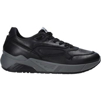 Čevlji  Moški Nizke superge IgI&CO 6142400 Črna