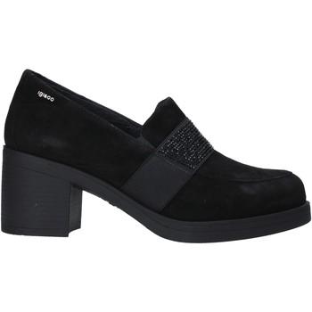 Čevlji  Ženske Espadrile IgI&CO 6152111 Črna