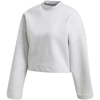 Oblačila Ženske Puloverji adidas Originals FR5115 Siva