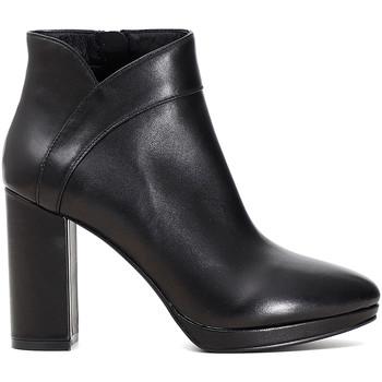 Čevlji  Ženske Gležnjarji Café Noir MD230 Črna