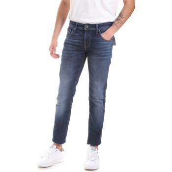 Oblačila Moški Kavbojke slim Antony Morato MMDT00241 FA750240 Modra