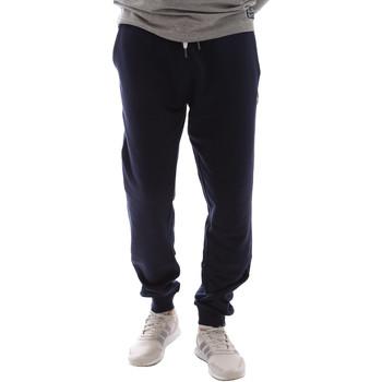 Oblačila Moški Spodnji deli trenirke  Key Up 2F37I 0001 Modra