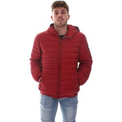 Oblačila Moški Puhovke Navigare NV67073 Rdeča