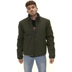 Oblačila Moški Flis Navigare NV67076 Zelena