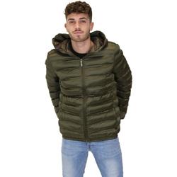 Oblačila Moški Puhovke Invicta 4431699/U Zelena