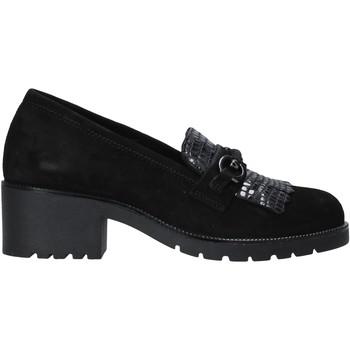 Čevlji  Ženske Mokasini Grunland SC2967 Črna