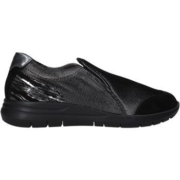 Čevlji  Ženske Slips on Grunland SC5016 Črna