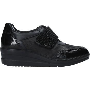 Čevlji  Ženske Slips on Enval 6278100 Črna