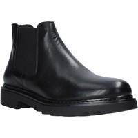 Čevlji  Moški Polškornji Exton 711 Črna