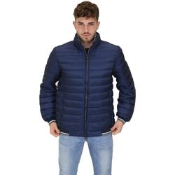 Oblačila Moški Puhovke Navigare NV67074 Modra