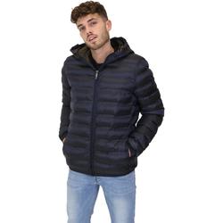 Oblačila Moški Puhovke Invicta 4431699/U Modra