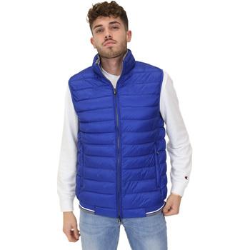 Oblačila Moški Puhovke Navigare NV66017 Modra