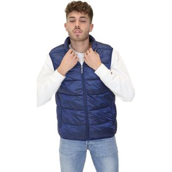 Oblačila Moški Puhovke Invicta 4437177/U Modra