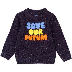 Oblačila Otroci Puloverji Losan 025-5001AL Modra