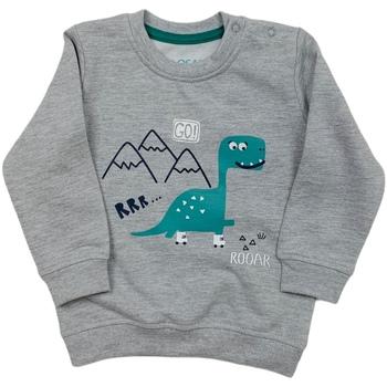 Oblačila Otroci Puloverji Losan 027-6652AL Siva