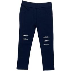 Oblačila Deklice Pajkice Losan 026-6008AL Modra