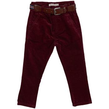 Oblačila Otroci Hlače Chino / Carrot Losan 027-9791AL Rdeča