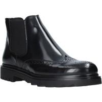 Čevlji  Moški Polškornji Exton 607 Črna