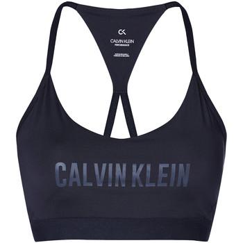 Oblačila Ženske Športni nedrčki Calvin Klein Jeans 00GWT0K117 Črna
