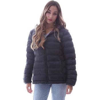 Oblačila Ženske Puhovke Invicta 4431716/D Modra