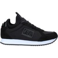 Čevlji  Moški Nizke superge Calvin Klein Jeans B4S0715 Črna