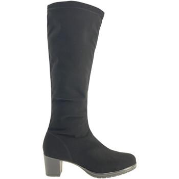 Čevlji  Ženske Mestni škornji    Susimoda 825481 Črna