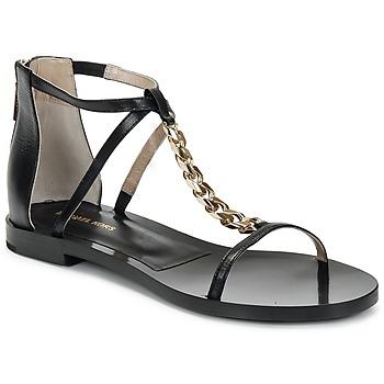 Čevlji  Ženske Sandali & Odprti čevlji Michael Kors ECO LUX Črna