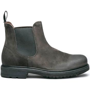 Čevlji  Moški Polškornji NeroGiardini I001853U Siva