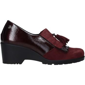 Čevlji  Ženske Mokasini Enval 6276322 Rdeča