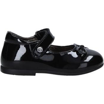 Čevlji  Deklice Balerinke Naturino 2012962 01 Črna