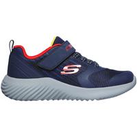 Čevlji  Otroci Nizke superge Skechers 403732L Modra