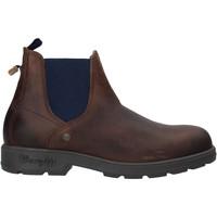 Čevlji  Moški Polškornji Wrangler WM02050A Rjav