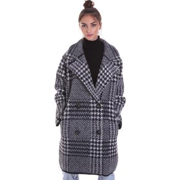 Oblačila Ženske Plašči Gaudi 021FD33001 Črna