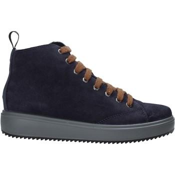 Čevlji  Ženske Visoke superge IgI&CO 6162233 Modra