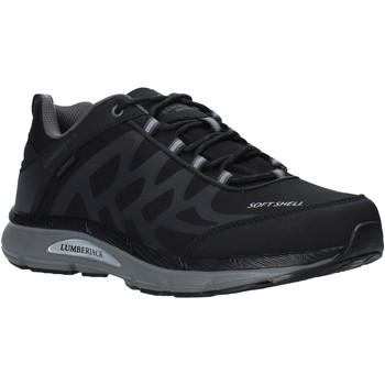 Čevlji  Moški Pohodništvo Lumberjack SM70811 002 X53 Črna