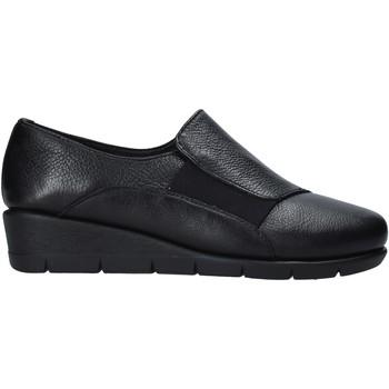 Čevlji  Ženske Mokasini Susimoda 8972 Črna
