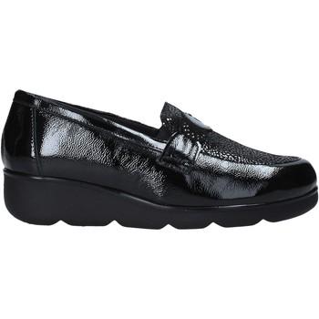 Čevlji  Ženske Mokasini Susimoda 800976 Črna