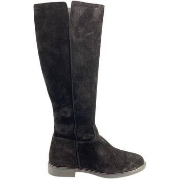 Čevlji  Ženske Mestni škornji    Grunland ST0466 Črna