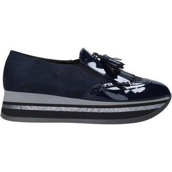 Čevlji  Ženske Mokasini Grace Shoes GLAM004 Modra