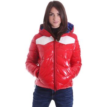 Oblačila Ženske Puhovke Invicta 4431732/D Rdeča