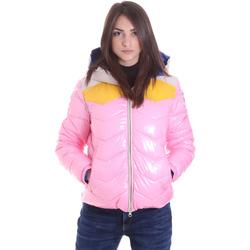 Oblačila Ženske Puhovke Invicta 4431732/D Roza