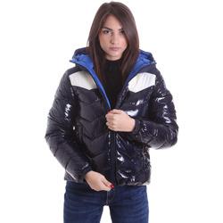 Oblačila Ženske Puhovke Invicta 4431732/D Modra