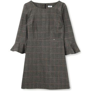 Oblačila Ženske Kratke obleke Liu Jo WF0294 T4523 Siva