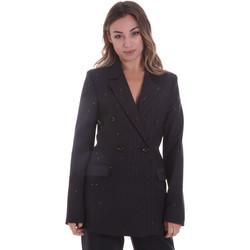 Oblačila Ženske Jakne & Blazerji Gaudi 021FD35022 Črna