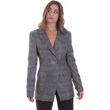 Oblačila Ženske Jakne & Blazerji Gaudi 021FD35023 Siva