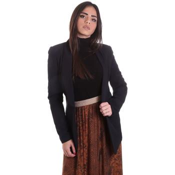 Oblačila Ženske Jakne & Blazerji Gaudi 021FD35028 Črna